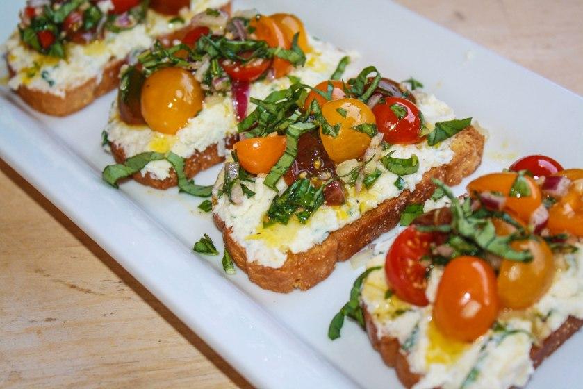 Bruschetta Toast5